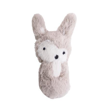 Sebra Plush Rabbit in Feather Beige