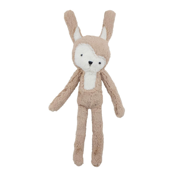 Sebra Plush Toy - Siggy the Rabbit in Birchbark