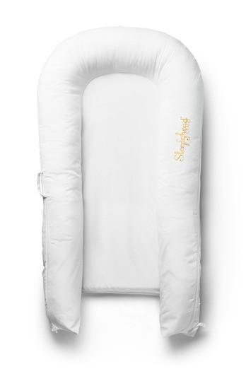 Sleepyhead Grand Pod Spare Cover in Pristine White (9-36 months)