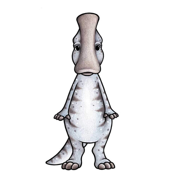 Stickstay - Pearl the Parasaurolophus