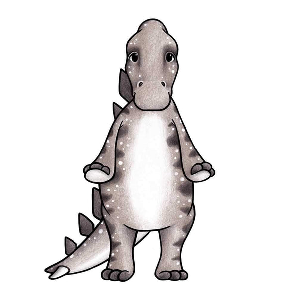 Stickstay - Scarlett the Stegosaurus