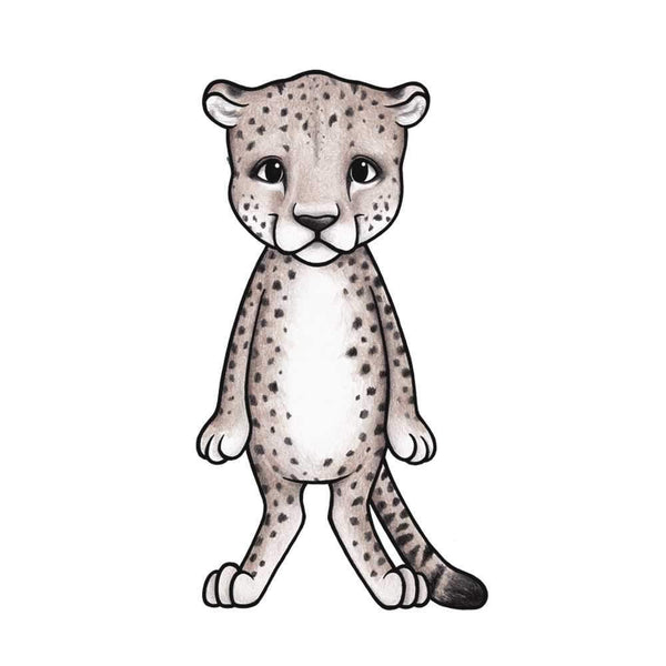 Stickstay - Zitah the Cheetah