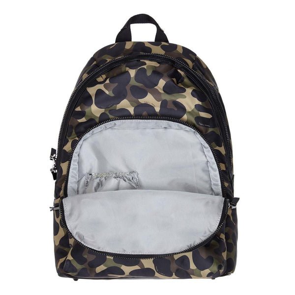 Tiba and Marl Elwood Backpack in Camo