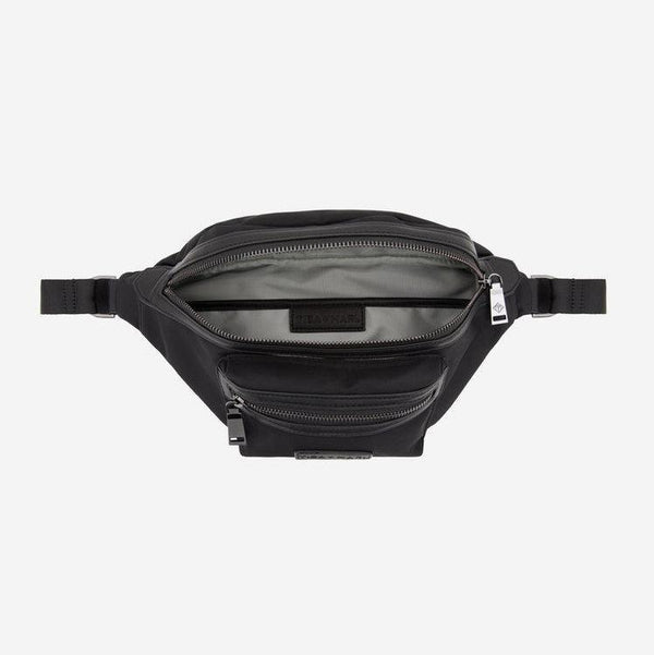 Tiba & Marl Miko Bumbag in Black
