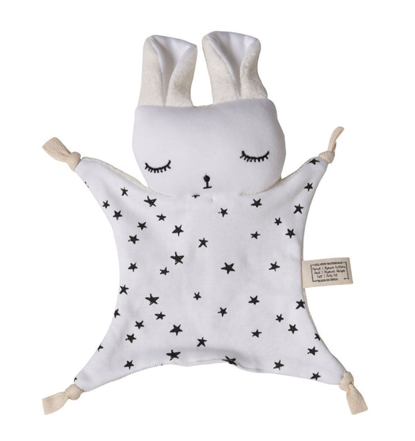 Wee Gallery Cuddle Bunny - Stars
