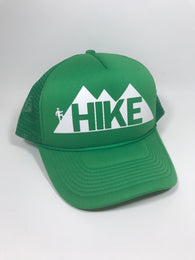 HIKE Trucker Hat CLEARANCE