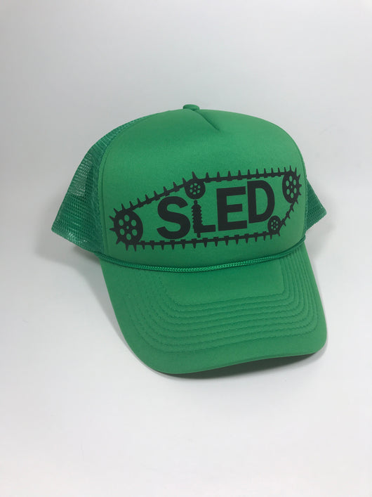 SLED Trucker Hat CLEARANCE