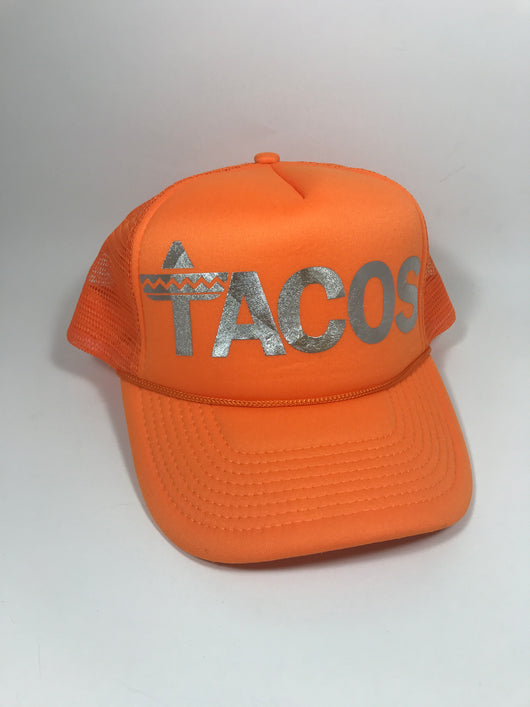 TACOS Trucker Hat CLEARANCE
