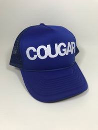 COUGAR Trucker Hat CLEARANCE