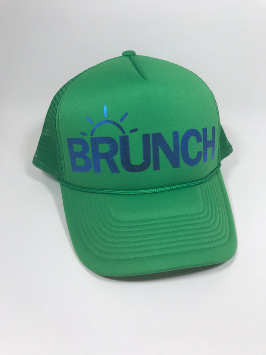 BRUNCH Trucker Hat CLEARANCE