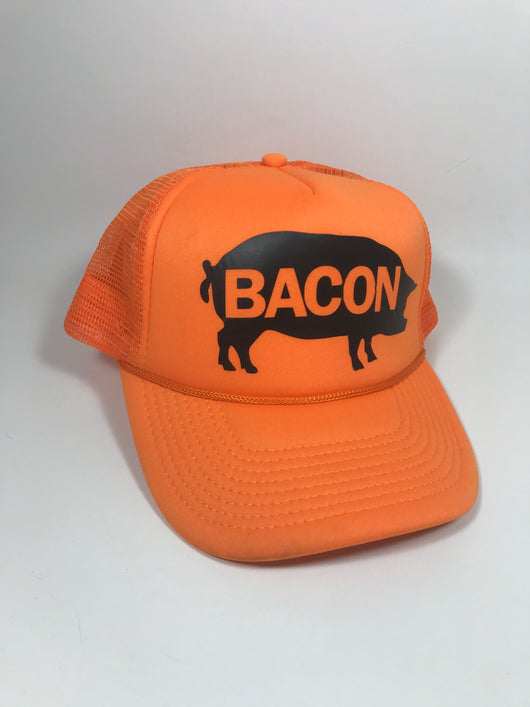 BACON Trucker Hat CLEARANCE