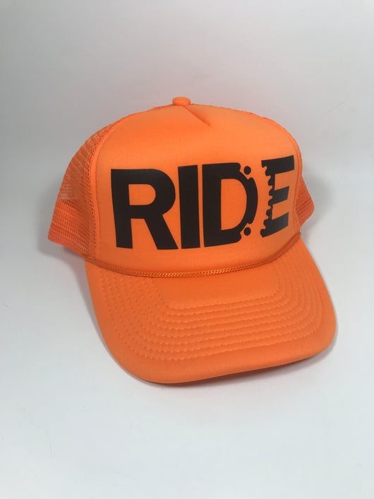 RIDE Trucker Hat CLEARANCE