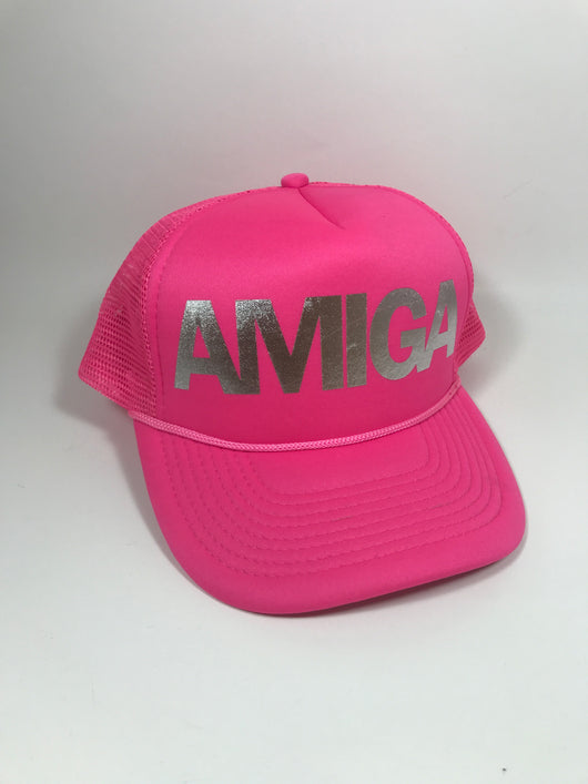 AMIGA Trucker Hat CLEARANCE