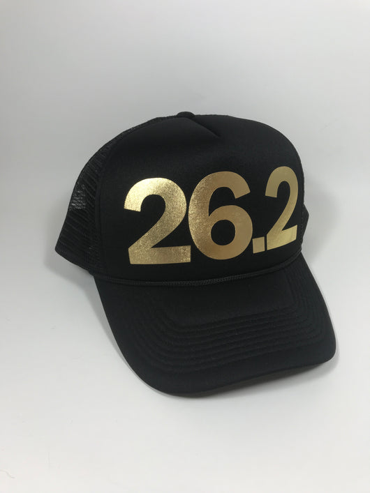 26.2 Trucker Hat CLEARANCE