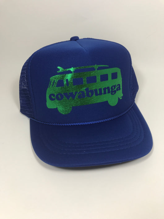 cowabunga Youth Trucker Hat CLEARANCE