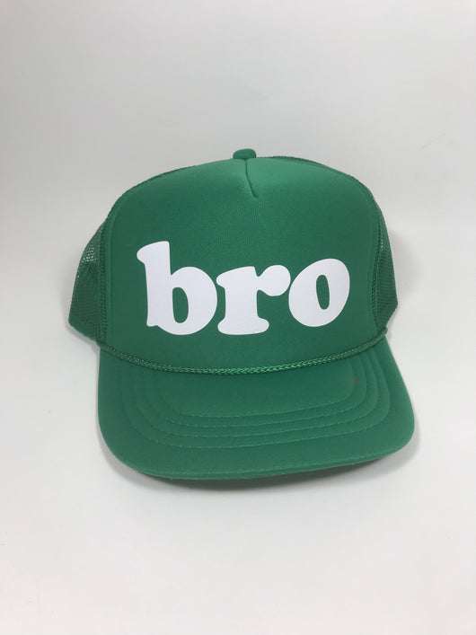 bro Youth Trucker Hat CLEARANCE