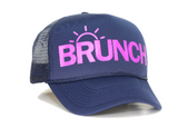 brunch trucker hat