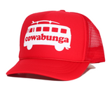 COWABUNGA Trucker Hat - Youth