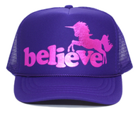 BELIEVE Trucker Hat - Youth