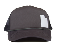 UTAH (shape) Trucker Hat