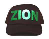 ZION Trucker Hat CLEARANCE
