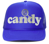 candy youth trucker hat