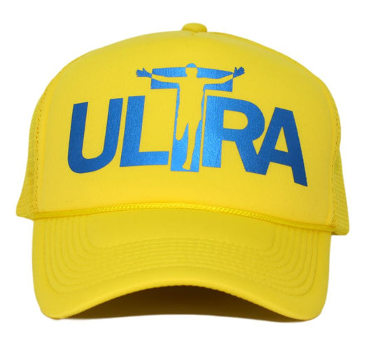 ultra marathon trucker hat