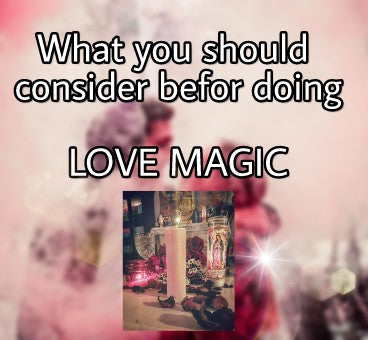 The Truth about Love Magic
