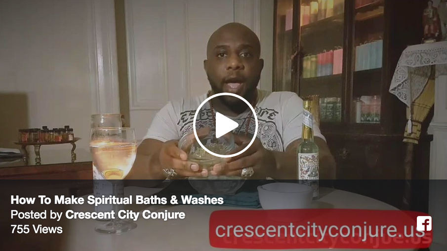 Daily Spiritual Cleansing Bath Recipe