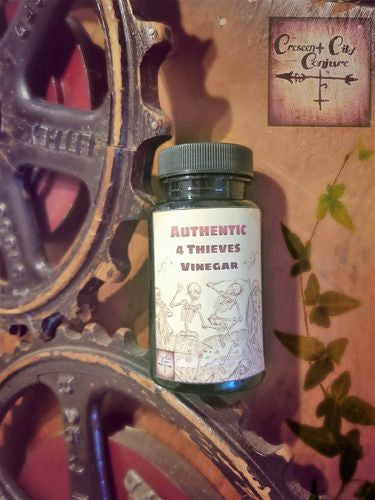 Four Thieves Vinegar - CrescentCityConjure