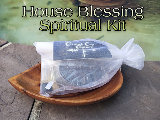 House Cleansing Spell Kit