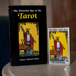 Rider-Waite Tarot Cards & Book