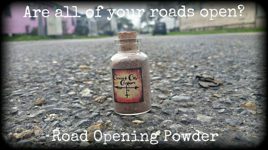 Road Opening Powder - CrescentCityConjure