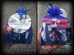 Open Roads Spell Kit