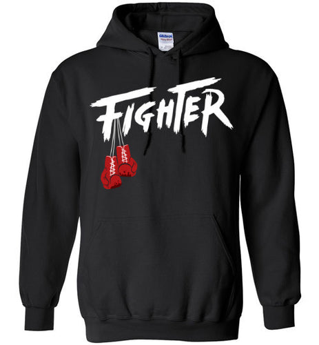 Classic Hoodie - Fighter Apparel
