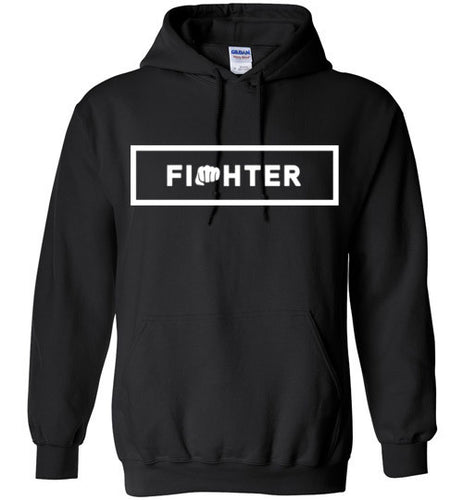 Classic Hoodie 2 - Fighter Apparel