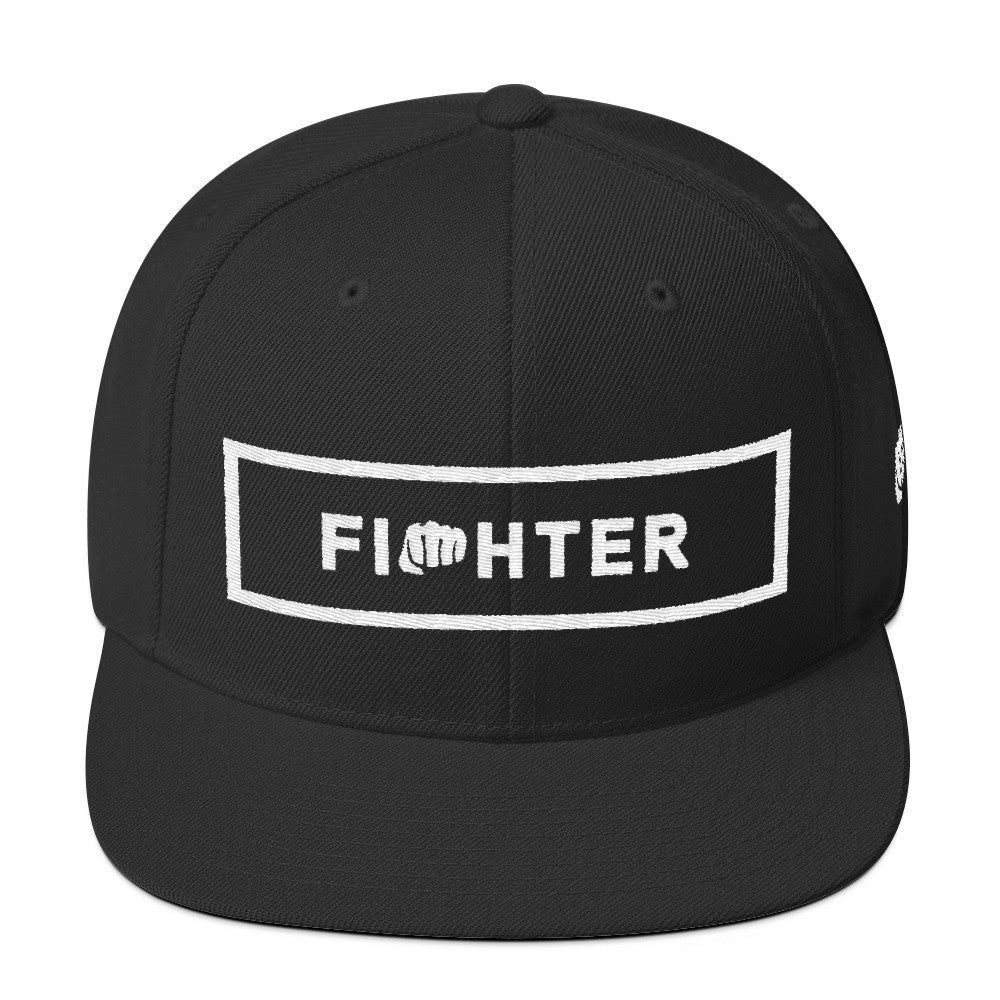 Fighter Snapback - Fighter Apparel