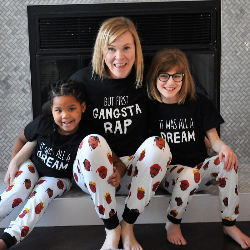 Hip Hop Icons Family PJs