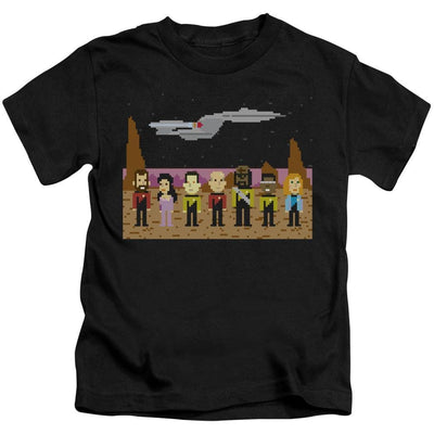 Star Trek 8 Bit Next Generation