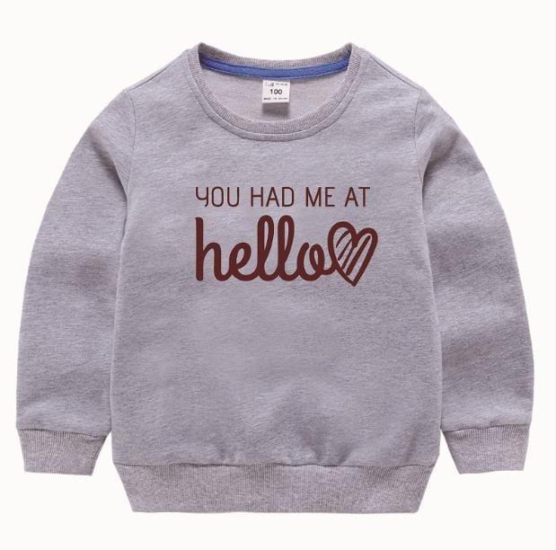 You Had me at Hello Shirt