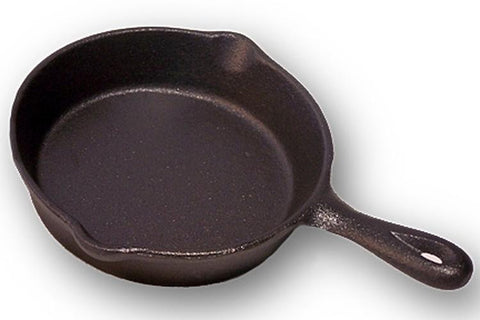Spoon Rest Cast Iron Mini-Skillet