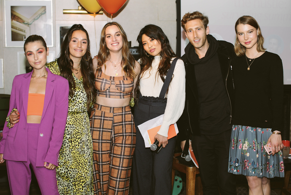 BumbleBizz Sponsors Panel at Soho house | FashionWeekDaily