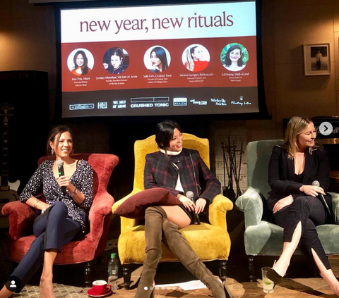 New Year New Rituals Panel Event at Soho House NYC – CRUSHED TONIC