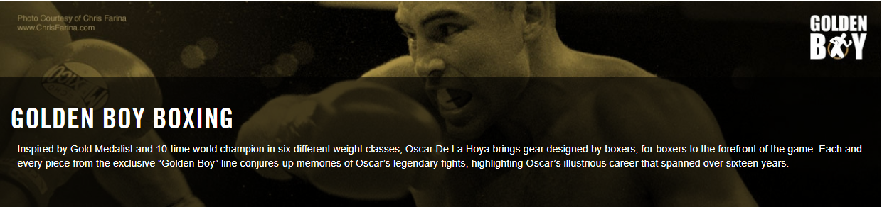 Oscar De La Hoya Boxing Collection
