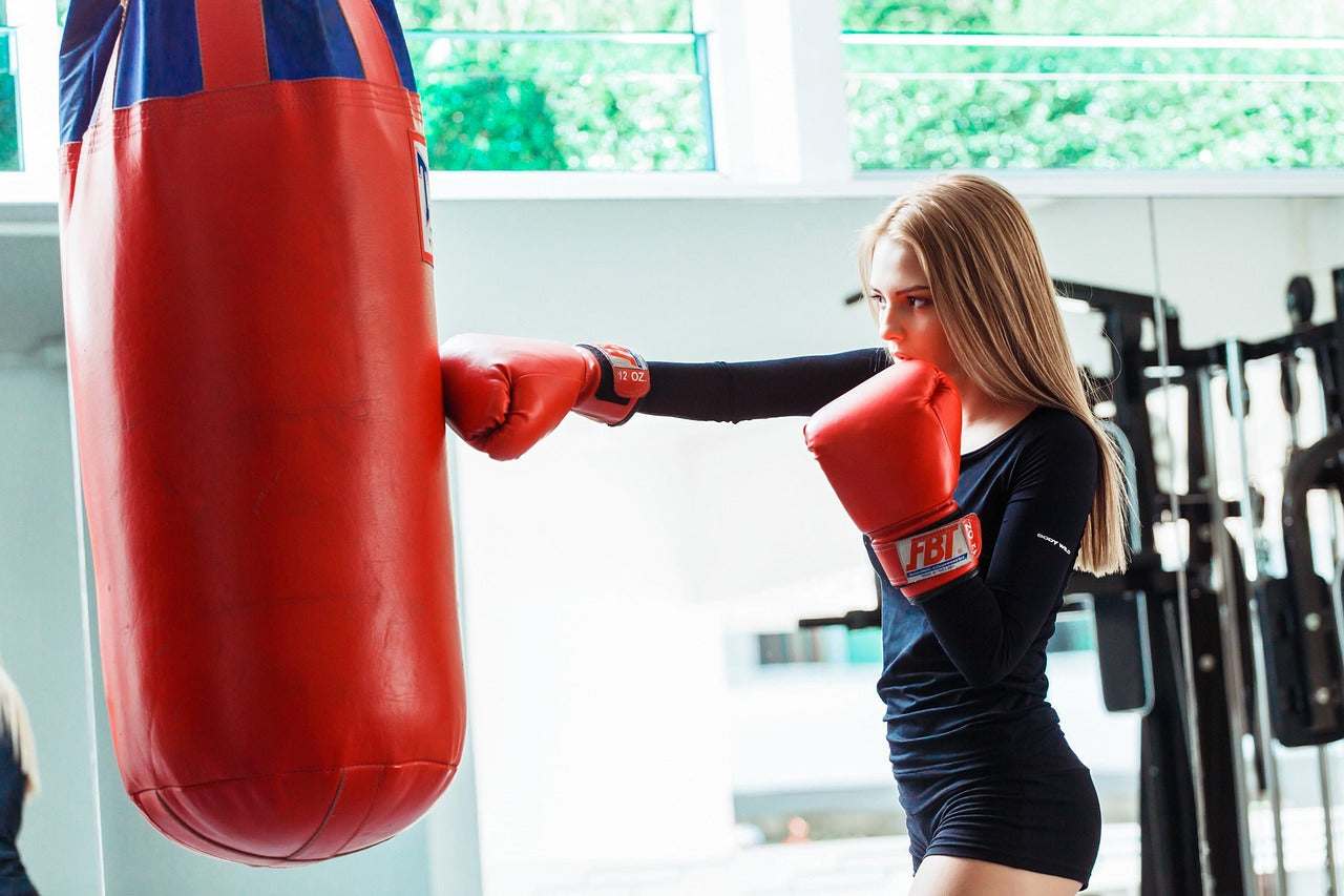 Stay fit with Fitness Boxing