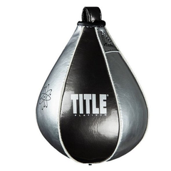 Title Platinum Atomic Pro Speed Bag - The Fight Factory