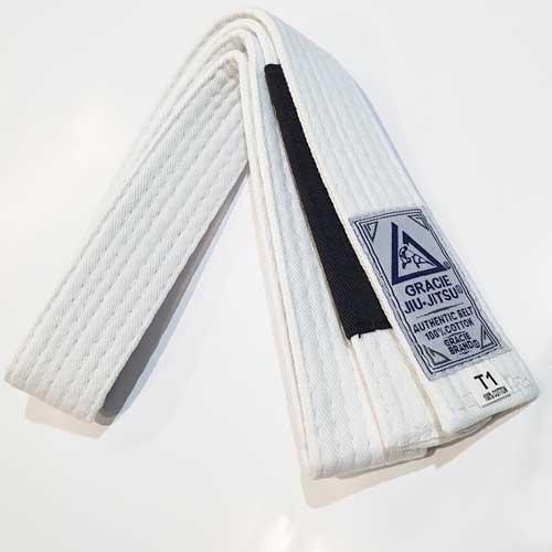 Gracie Jiu-Jitsu Baby Toddler White Belt