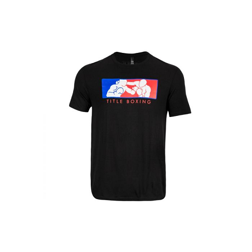 Title Boxing RWB Boxing Logo Tee - The Fight Factory