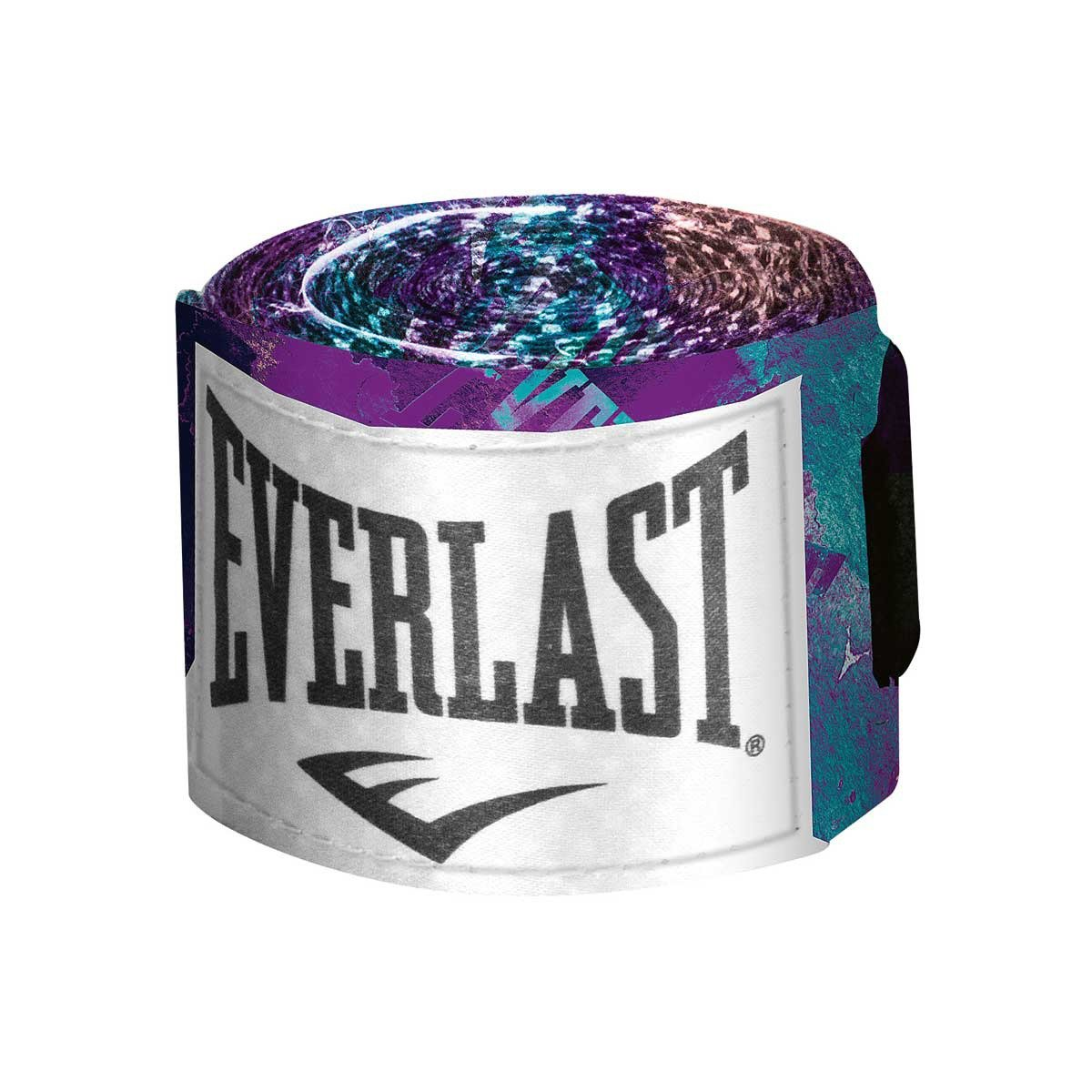 "Everlast 120"" Elite Boxing Hand Wraps Paint - The Fight Factory"