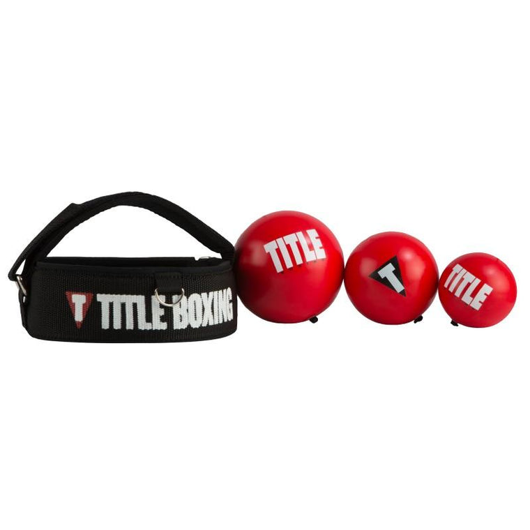 Title Boxing Reflex Ball